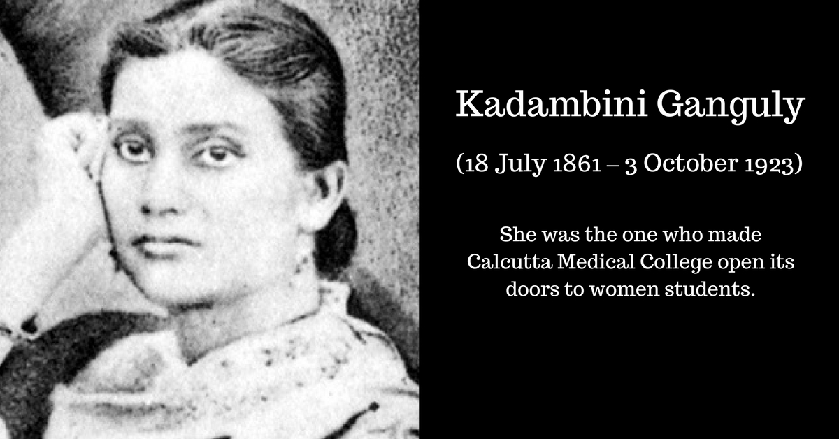 First Female Physicians of South Asia