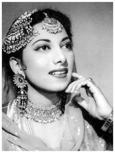 Suraiya: the first Melody Queen
