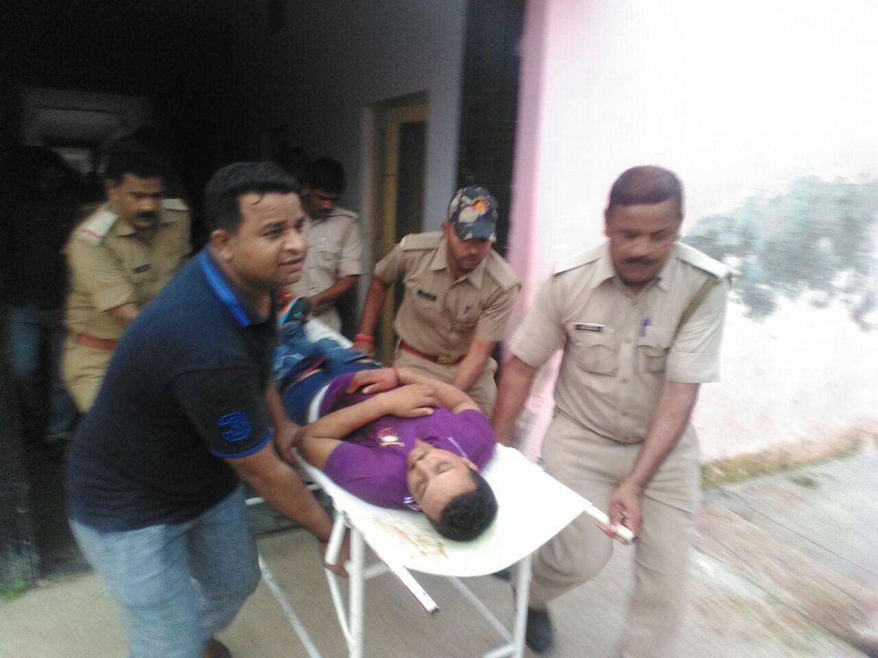 आजमगढ़ में आतंक का पर्याय बने बदमाश
