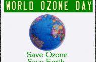 विश्व ओजोन दिवस