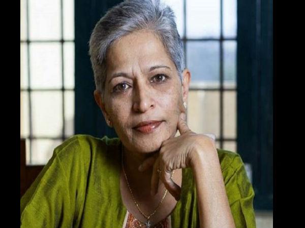 गौरी लंकेश -क्रांतिकारी पत्रकार
