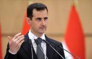 सीरिया के राष्ट्रपति का अपमान