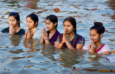 माघ स्नान एवं भारतीय परम्पराएं