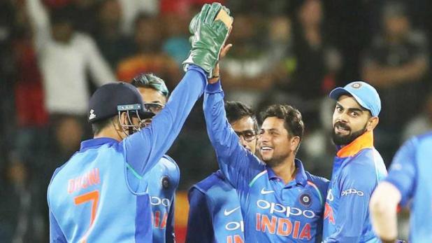 पहला T20 भारत  के नाम
