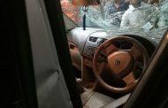 लखनऊ में हुआ दर्दनाक सड़क हादसा, मृतकों के परिवार ने माँगा मुआवज़ा
