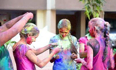 होली पर्व भारत में बहुसांस्कृतिक समाज के जीवंत रंगों का प्रतीक