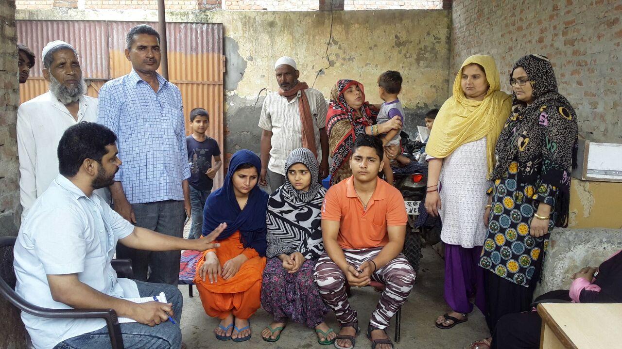 गौकशी के नाम पर दुधमुहे बच्चे और नाबालिगों को जेल