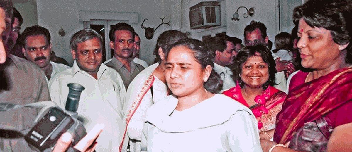 देश की पहली दलित महिला मुख्यमंत्री