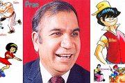 कार्टूनिस्ट प्राण शर्मा