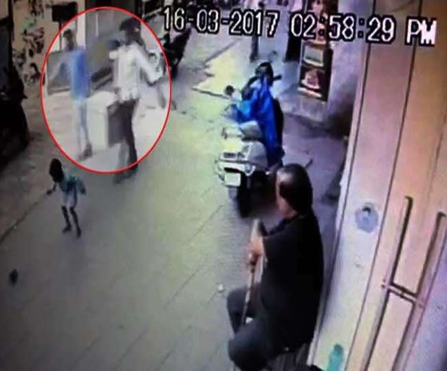 लूट के मामले को दबाने में जुटी ओमती पुलिस