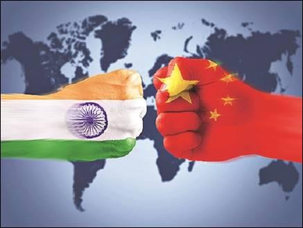 चीन ने भारत के खिलाफ फिर उगला जहर, बताया- संकीर्ण मानसिकता वाला देश