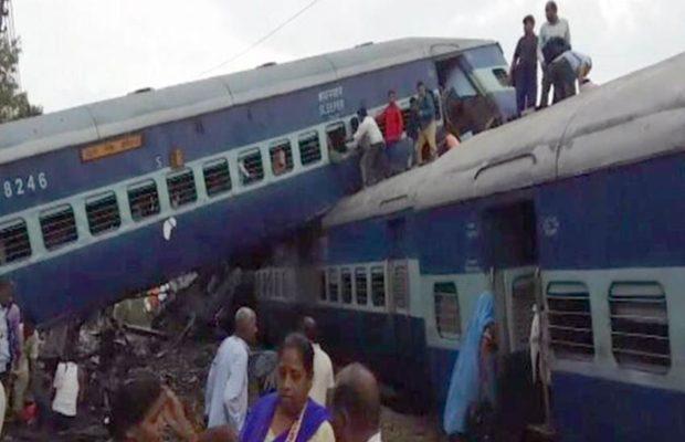क्या रेलवे की लापरवाही से हुआ खतौली  रेल हादसा?