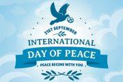 विश्व शांति दिवस