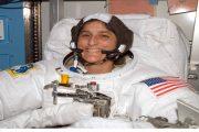 अंतरिक्ष में जाने वाली भारतीय मूल की दूसरी महिला अंतरिक्ष यात्री