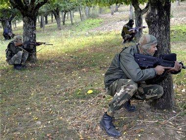 कश्मीर के बांदीपोरा मुठभेड़ में वायुसेना के दो कमांडो शहीद