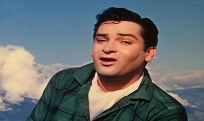 हिंदी फिल्मों के पहले डांसिग स्टार
