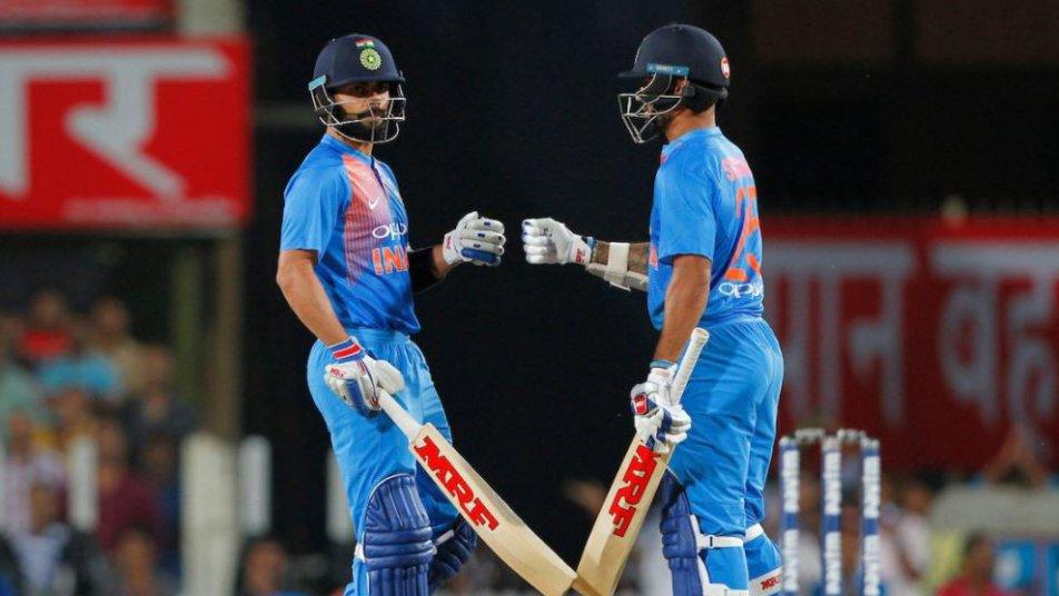 बारिश से बाधित पहले टी-20 मैच में टीम इंडिया ने ऑस्ट्रेलिया को 9 विकेट से हराया