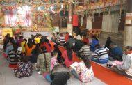 गीता परिवार ने मनाई  धूमधाम से गीता जयन्ती