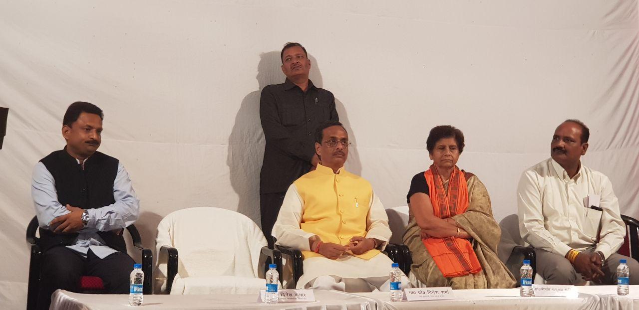 प्रदेश सरकारो की उपेक्षा के बाद भी लखनऊ को विकसित किया-डा0 दिनेश शर्मा