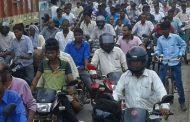 चेहल्लुम के जुलूस को लेकर यातायात में फेरबदल