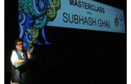 सुभाष घई ने आईएफएफआई गोवा 2017 में मास्टरक्लास के दौरान अपने अनुभव सांझा किए