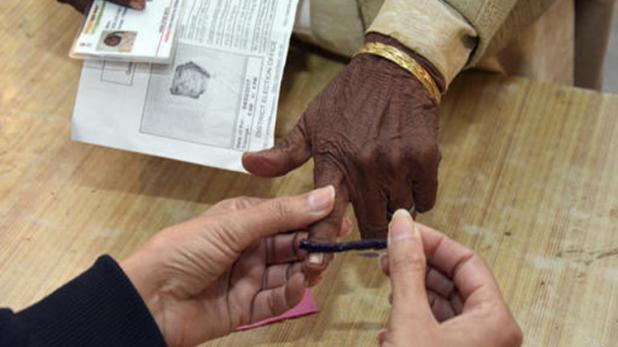 यूपी: निकाय चुनाव के पहले चरण में 52.85% मतदान