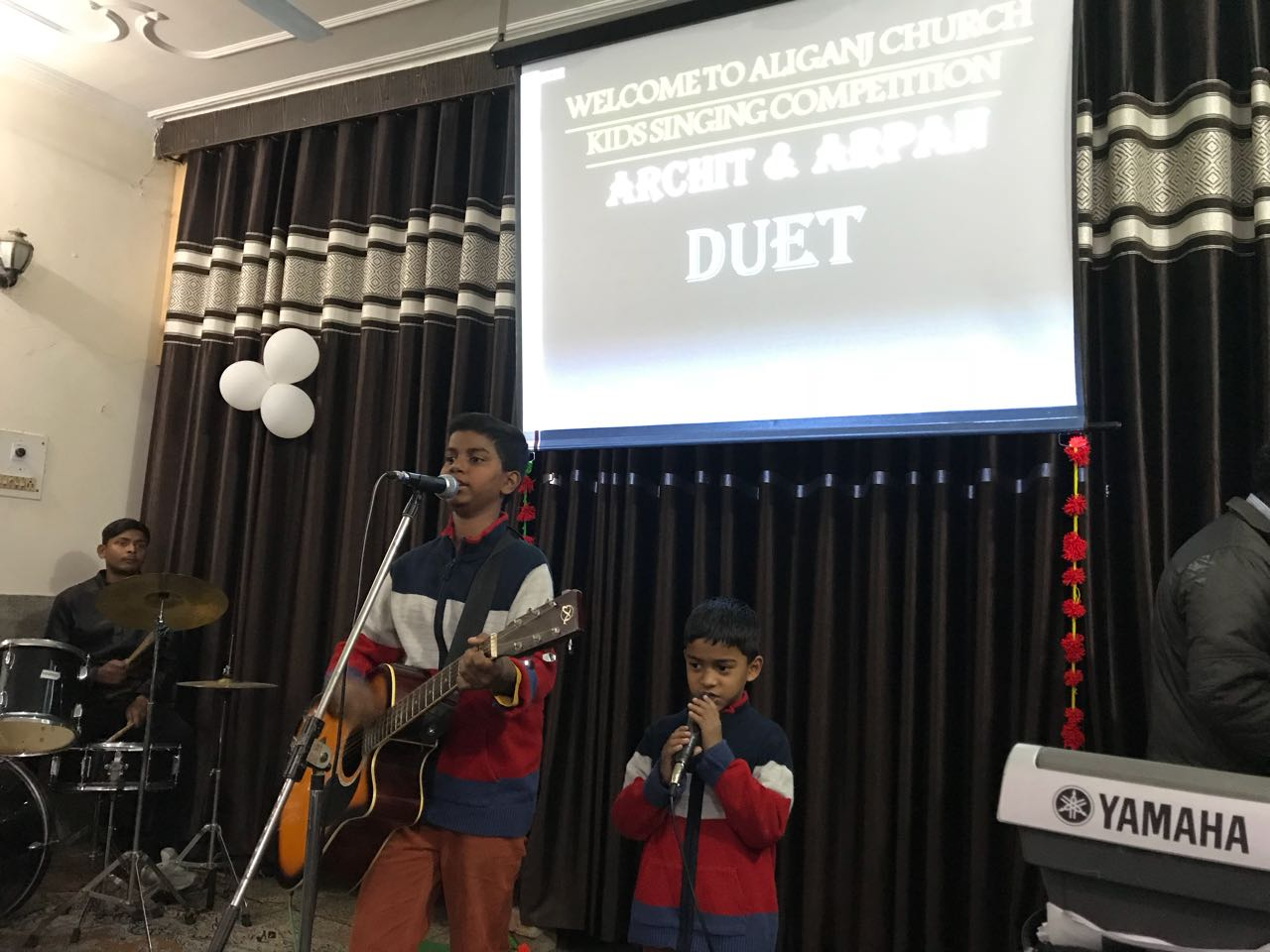 Kids Singing Competition