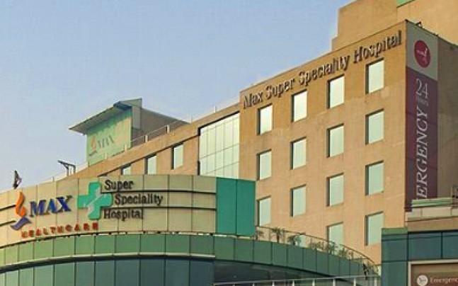 दिल्ली के मैक्स हॉस्पिटल का लाइसेंस हुआ रद्द
