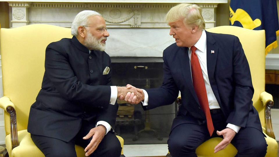 अमेरिका के सामने भारत ने घुटने टेके