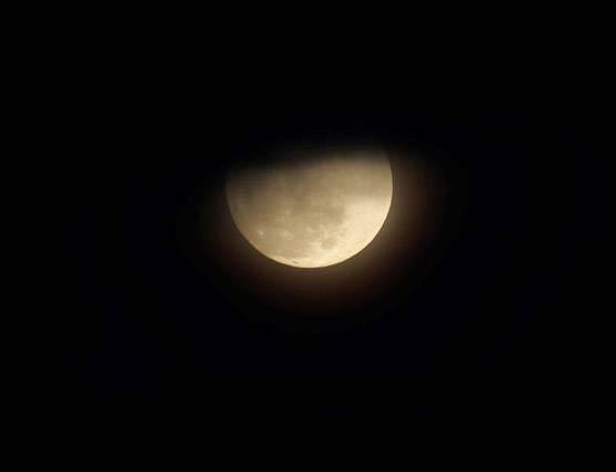 आज सदी का सबसे लंबा चंद्र ग्रहण
