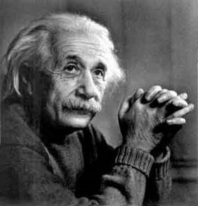 अलबर्ट आइंस्टाइन