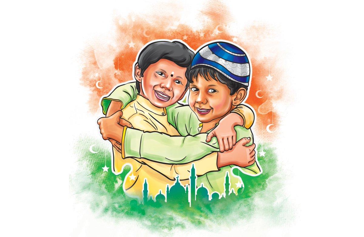 भारत : साझा संस्कृतियों का संगम