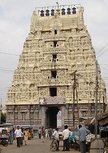 कामाक्षी मंदिर