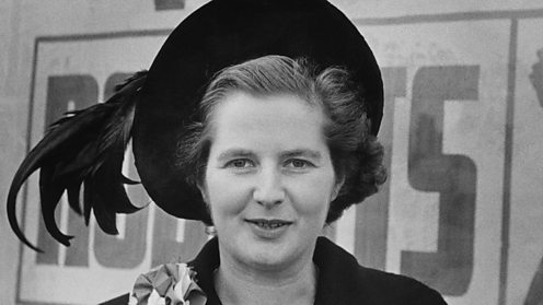 The first female prime minister of Britain
