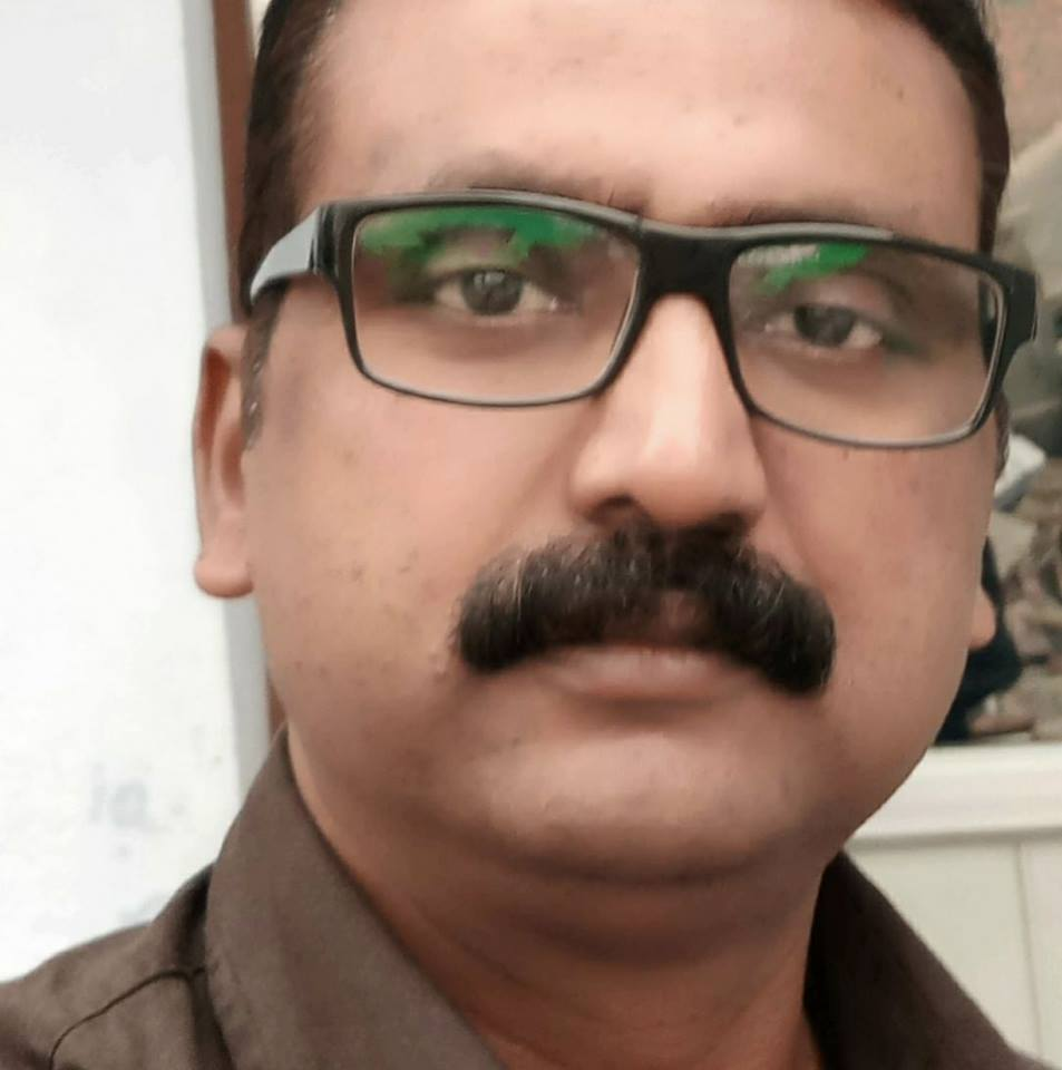ब्रेन ट्यूमर से जूझ रहे पत्रकार संदीप पिंटू का निधन