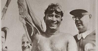 दुनिया के अतुलनीय तैराक थे