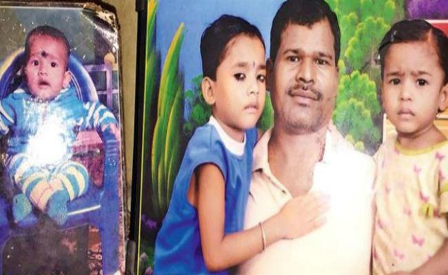 भूख से 3 बच्चियों की मौत  मजिस्ट्रेट जांच के आदेश