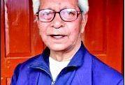 आजाद हिंद फौज में लेफ्टिनेंट कमांडर रहे