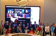 यूनाईटेड नेशन एडवाइजरी बोर्ड में साध्वी भगवती सरस्वती को सह अध्यक्ष के रूप नियुक्त किया