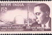 भारत के परमाणु उर्जा कार्यक्रम के  जनक