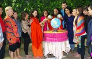 'योग कोर्स' प्रशिक्षण शिविर का समापन