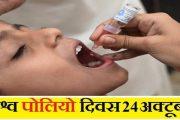 विश्व पोलियो दिवस