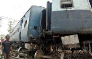 रायबरेली में ट्रेन हादसा, 7 लोगों की मौत