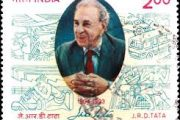 जहांगीर रतनजी दादाभाई टाटा