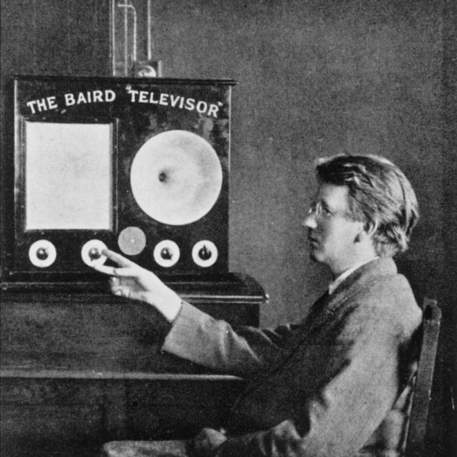 टेलीविज़न के प्रणेता