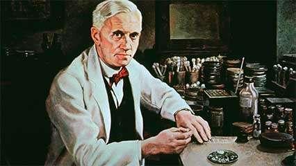 पेनिसिलिन के अविष्कारक