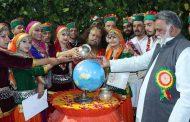 अखिल भारतीय लोेक कला महोत्सव का आयोजन