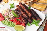कबाब खाने से गई जान