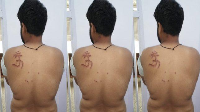 भाजपा का आतंकवादियों को मुंहतोड़ जवाब