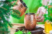तांबे के बर्तन में पानी पीने के फायदे